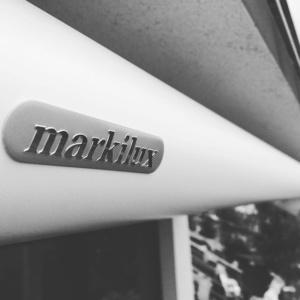 Motoros napellenző / Markilux