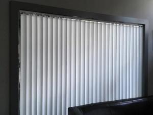 Szalagfüggöny 87 mm-es lamellával