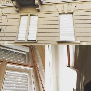 Régi építésű házak redőny cseréje